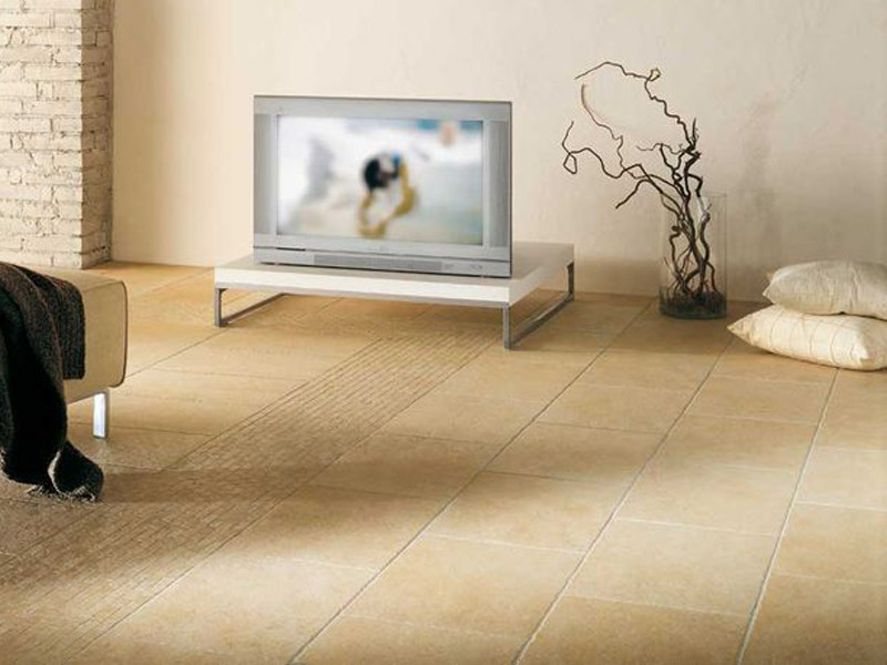 Porcelain stoneware flooring with stone effect PIETRA DEL SOLE - MARAZZI