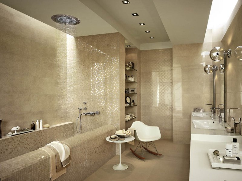 Ultra thin ceramic wall tiles - Stone vision