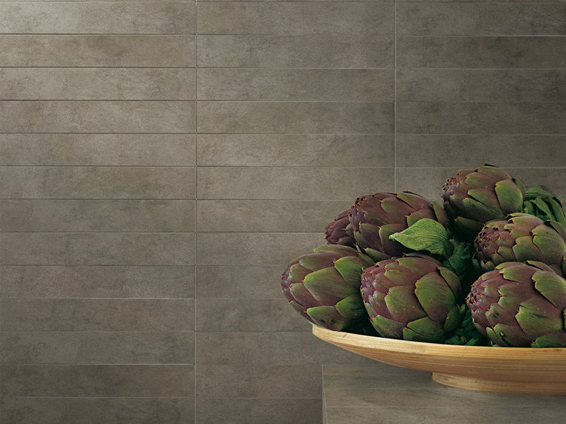Porcelain stoneware wall/floor tiles with stone effect STONE-COLLECTION by MARAZZI