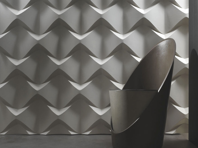 3D Wall Panel CAOS by 3D Surface
