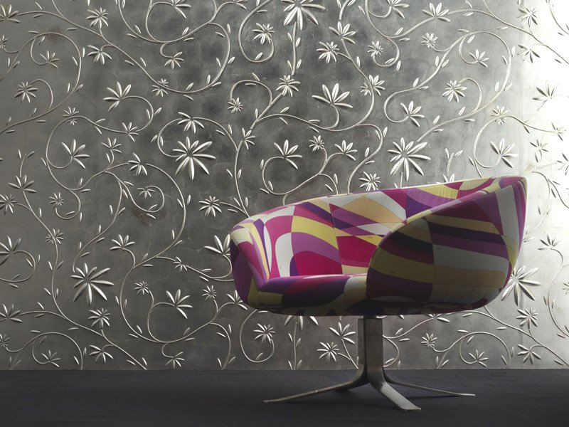 Indoor/outdoor 3D Wall Panel GARDEN by 3D Surface