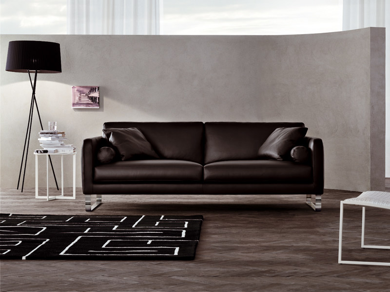 Leather sofa DOVER | Sofa - ALIVAR