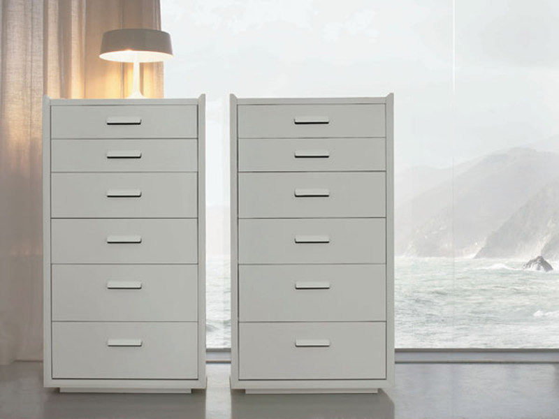 Wooden chest of drawers FJORD | Chest of drawers - ALIVAR
