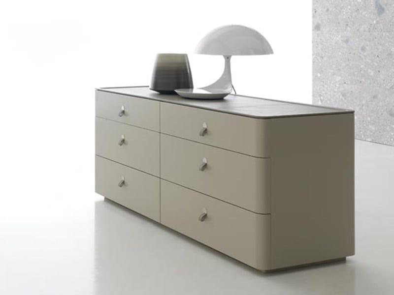 Wooden dresser KUBE | Dresser by ALIVAR