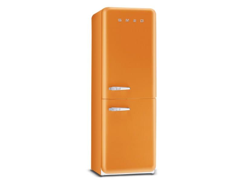 frigorifero combinato classe a fab32ron1 collezione smeg 50 39 s style by smeg. Black Bedroom Furniture Sets. Home Design Ideas