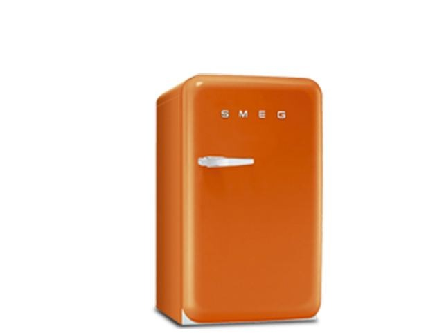 Undercounter refrigerator Class A + FAB10RO | Refrigerator - Smeg