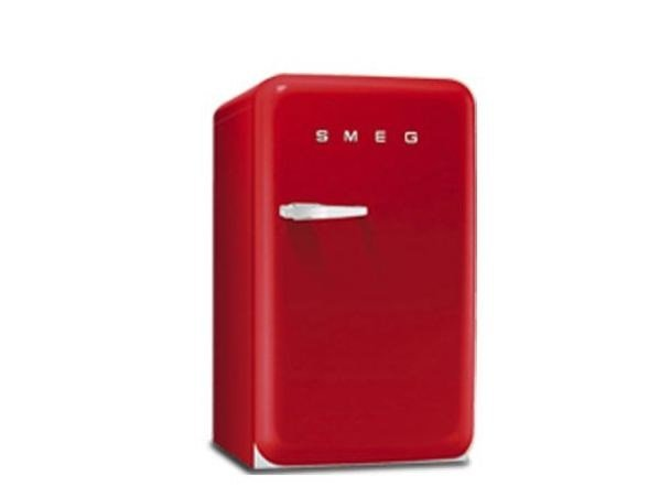 Mini fridge Class A + FAB10HRR | Mini fridge - Smeg