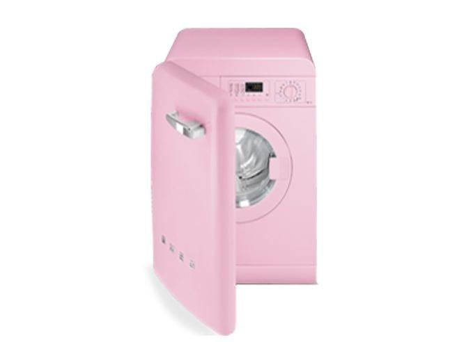 Front loading 7 kg washing machine LBB14RO | Washing machine - Smeg