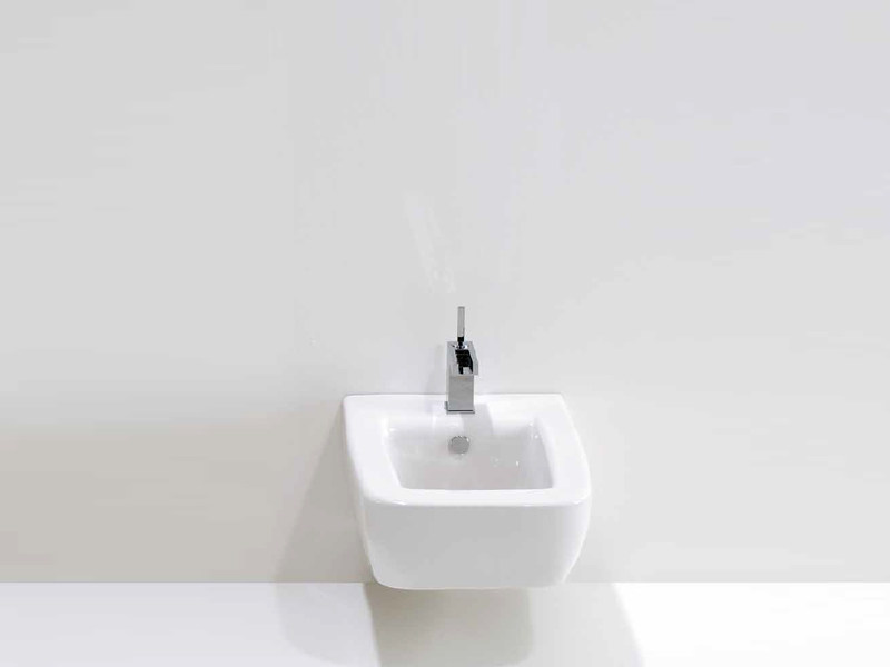 Wall-hung ceramic bidet LILAC | Wall-hung bidet - GSG Ceramic Design