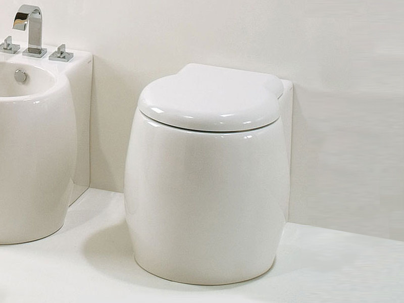 Ceramic toilet DUNIA | Toilet - GSG Ceramic Design