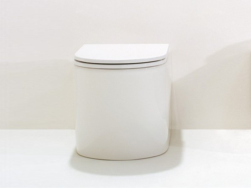 Ceramic toilet RACE | Toilet - GSG Ceramic Design
