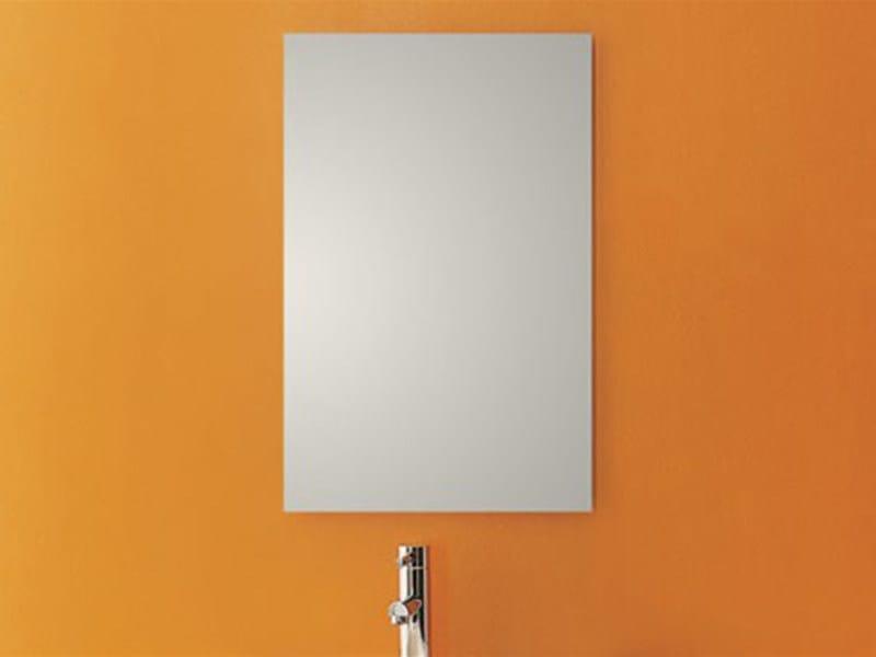 Rectangular wall-mounted bathroom mirror Bathroom mirror - GSG Ceramic Design