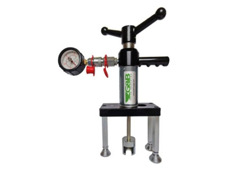 Portable tester for anchorage tests EXTRACTOR 0 – 20 KN - G&B Fissaggi