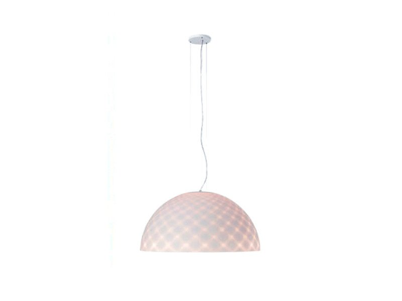 Steel pendant lamp CAPITONE | Pendant lamp - ALMA LIGHT