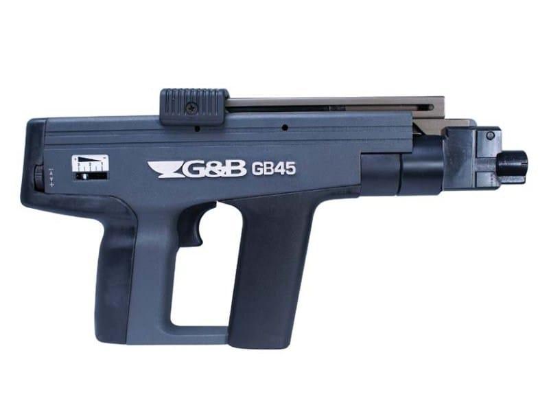 Powder-actuated tool GB 45 - G&B Fissaggi