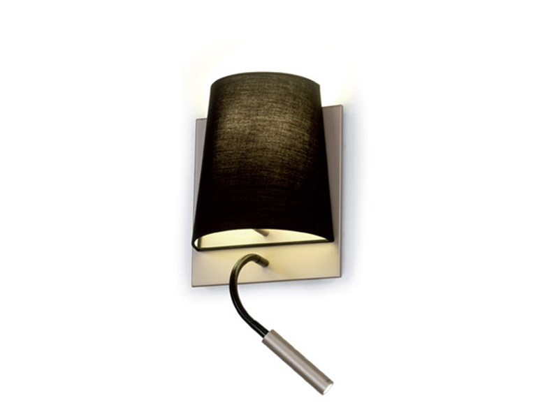 Applique en coton bras articul hotel by alma light - Applique bras articule ...