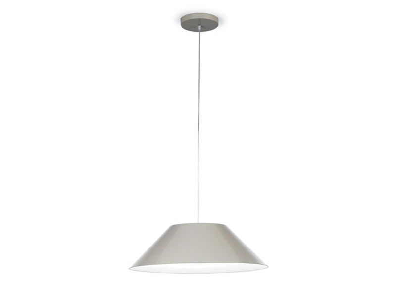 Aluminium pendant lamp ROOM | Pendant lamp - ALMA LIGHT