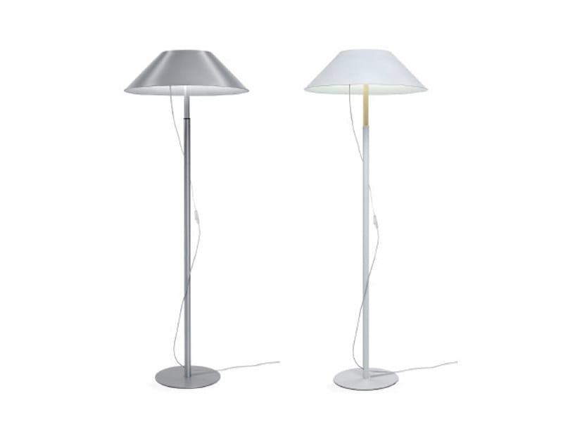 Aluminium floor lamp ROOM | Floor lamp - ALMA LIGHT