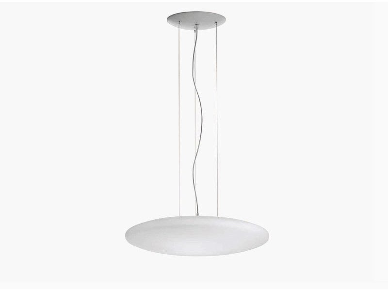 Blown glass pendant lamp SUN | Pendant lamp - ALMA LIGHT