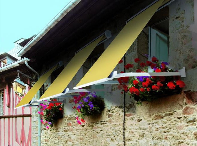 Box roller blind ITALIA SLIM - KE Outdoor Design