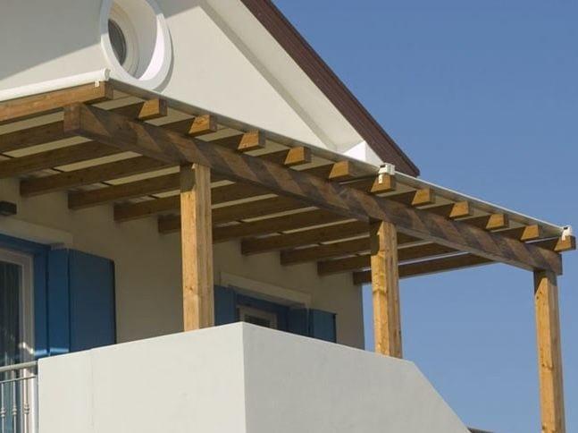 Sliding awning ALBATROS - KE Outdoor Design