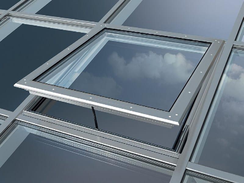 Roof window Schüco AWS 57 RO.HI by Schüco