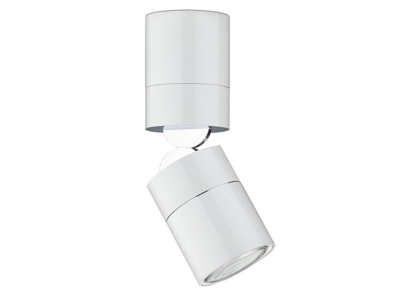 Halogen adjustable spotlight STAGE - Vibia