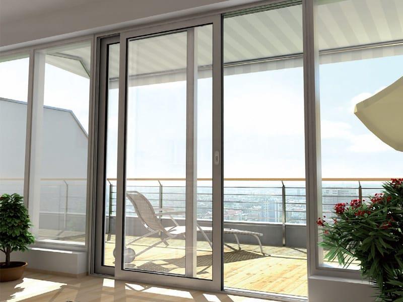 Automazione per finestre sch co e slide sch co - Altezza parapetti finestre normativa ...