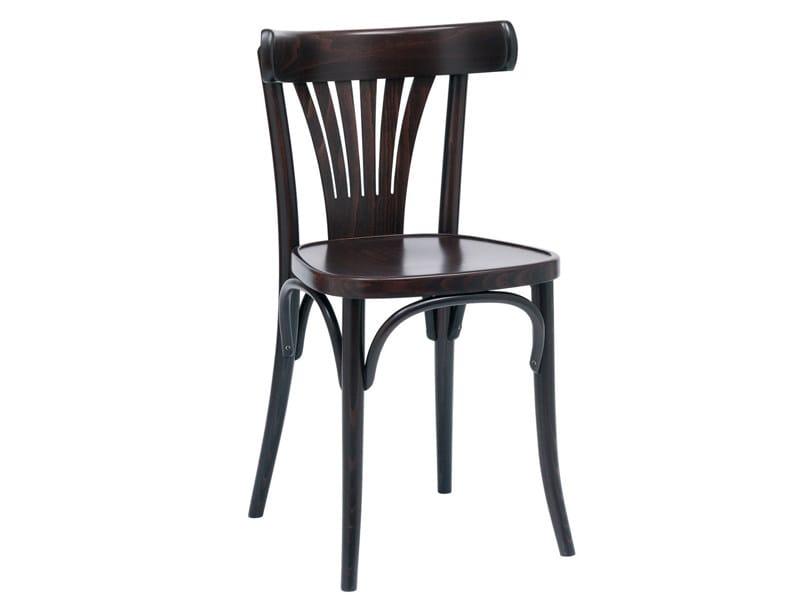 Wooden chair N° 56 | Chair - TON