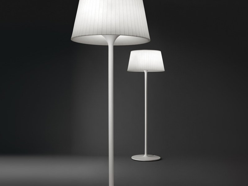 Fluorescent floor lamp PLIS OUTDOOR | Fluorescent floor lamp - Vibia
