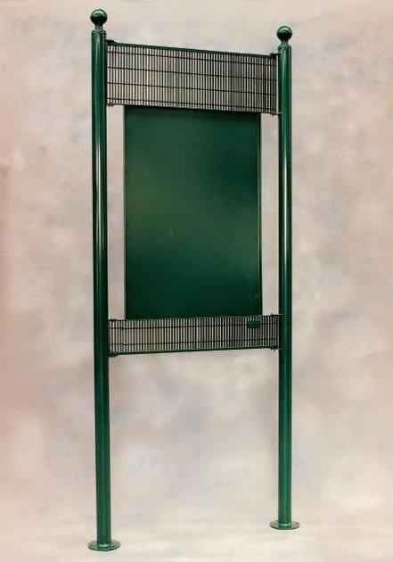 Advertising panel BIT 2000 - SMEC