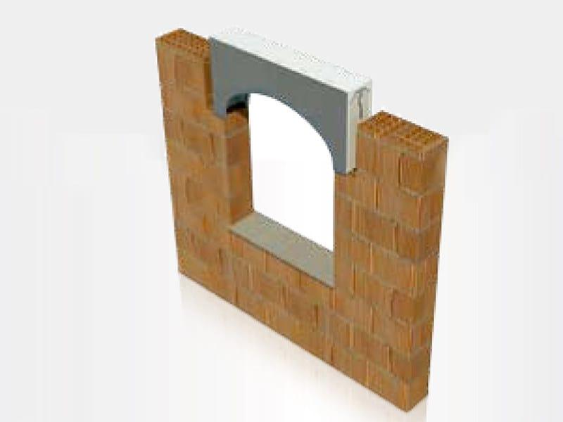 Box for roller shutter ARCO - EDILCASS