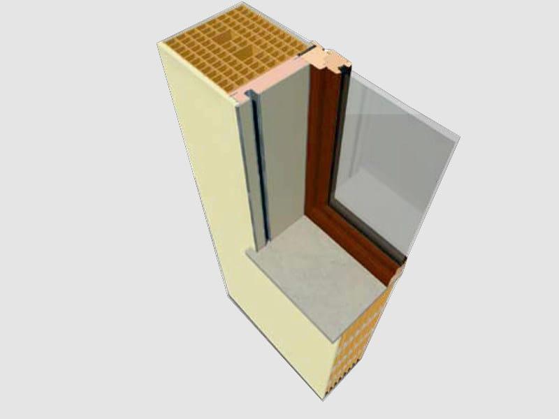 Monoblock window RASO - EDILCASS