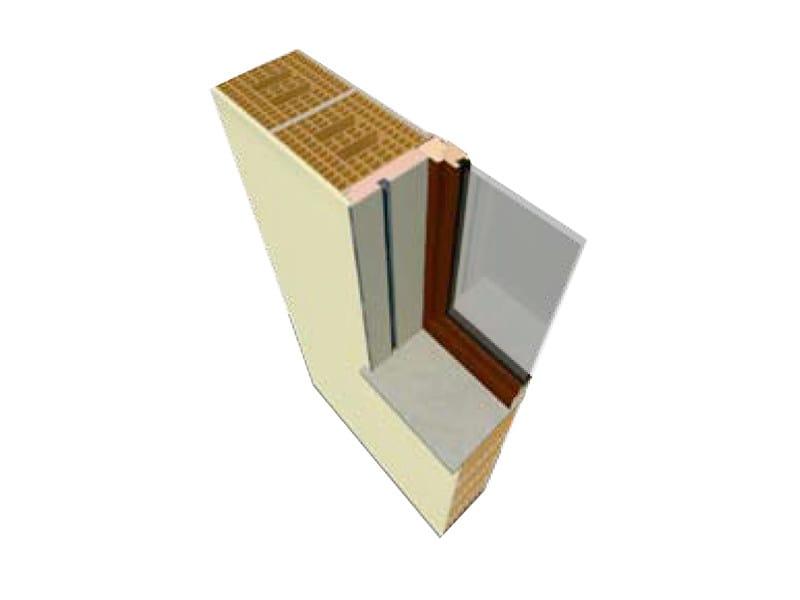 Monoblock window SOLE - EDILCASS