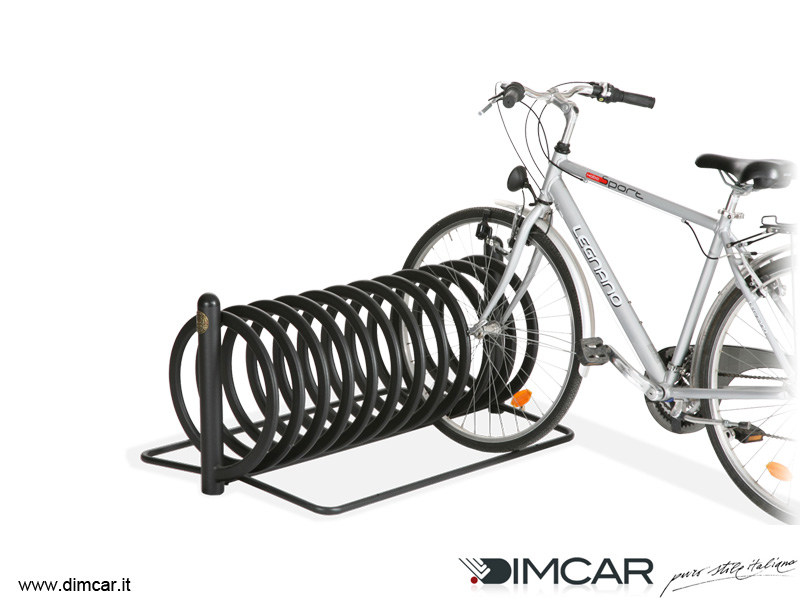 Bicycle rack Portabici Elix by DIMCAR