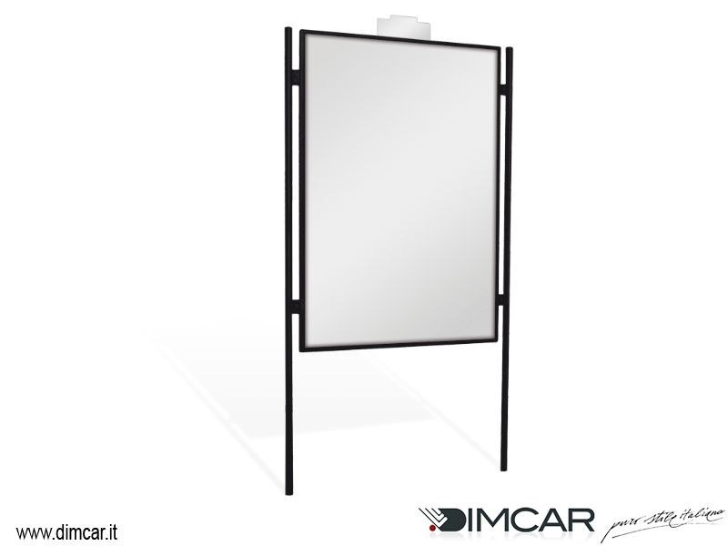 Metal Display panel Tabellone Visual - DIMCAR