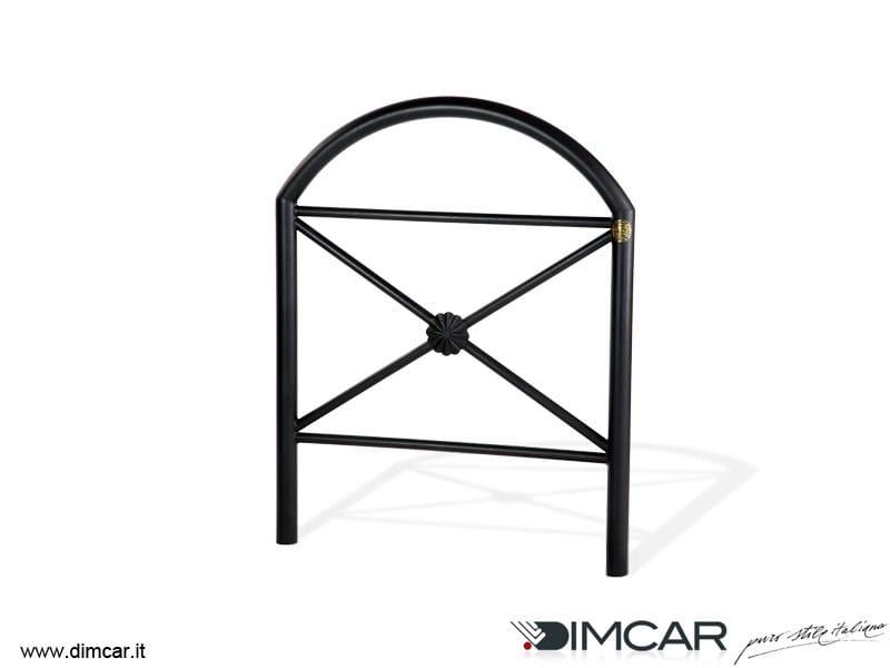 Galvanized steel pedestrian barrier Transenna para pedone - DIMCAR