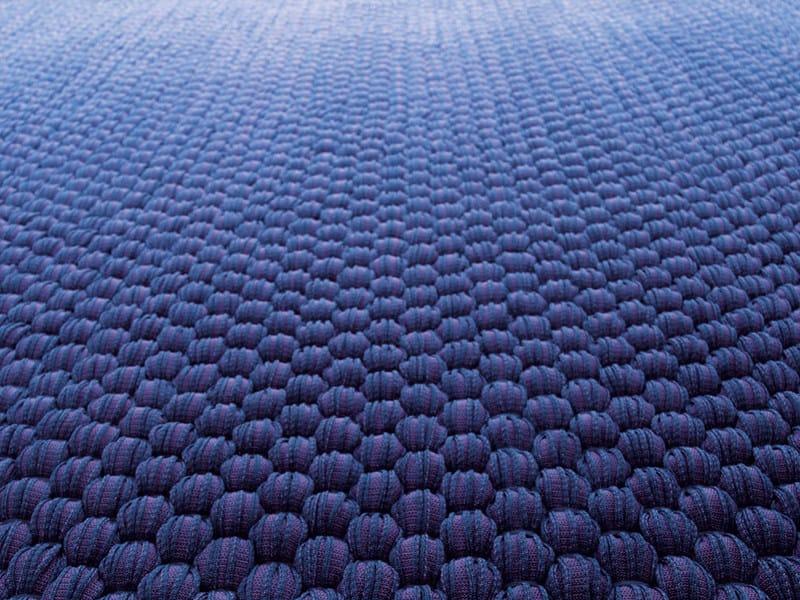 Patterned handmade rug KAURI - Paola Lenti
