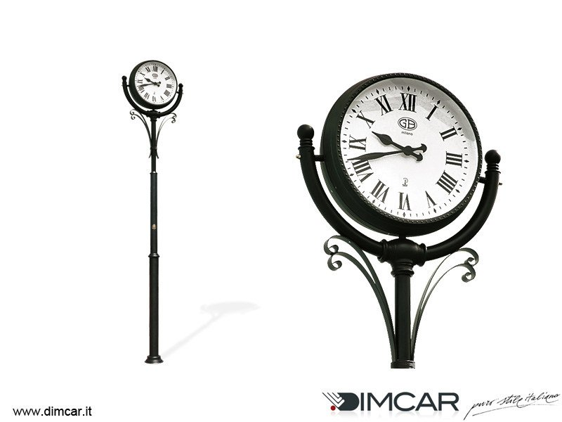 Double-Sided street clock Orologio Epoca - DIMCAR