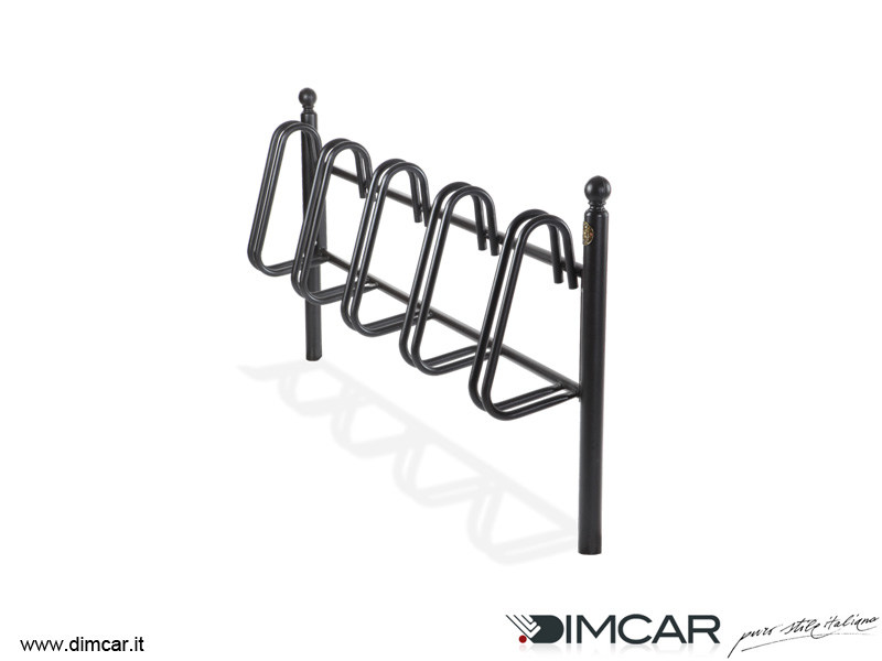 Bicycle rack Portabici Liberty Verticale by DIMCAR