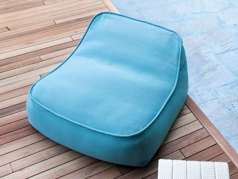 Bean bag FLOAT | Garden armchair - Paola Lenti