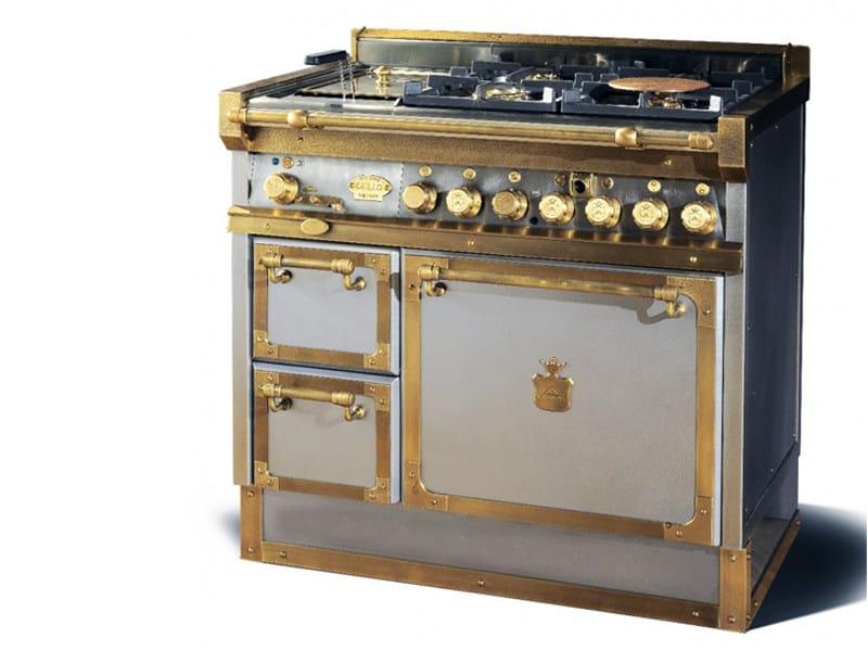 Cucina a libera installazione in acciaio OG98 | Cucina a libera ...