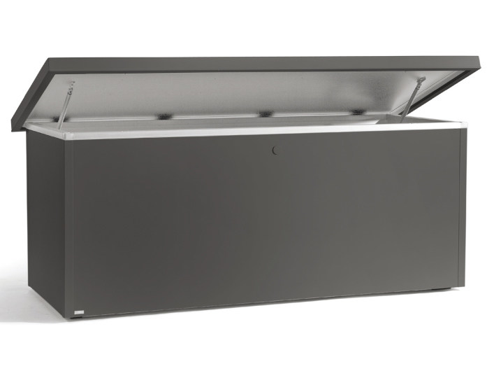 Aluminium garden storage box FUSE | Garden storage box - MANUTTI