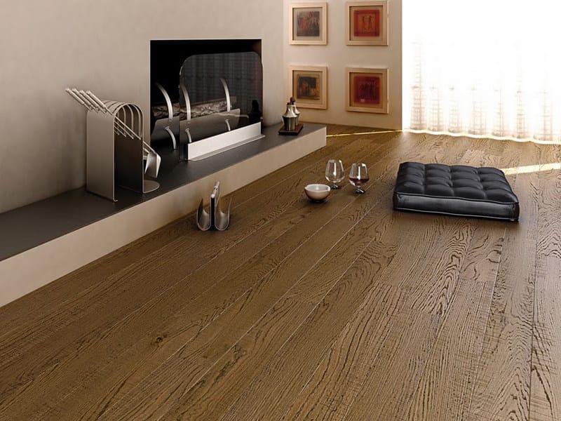 Parquet in multistrato oasi listone ideal legno for Listelli metallici