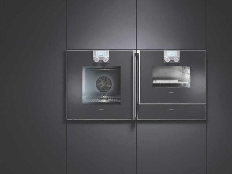 four lectrique multifonction bo 250 251 s rie 200 by gaggenau. Black Bedroom Furniture Sets. Home Design Ideas