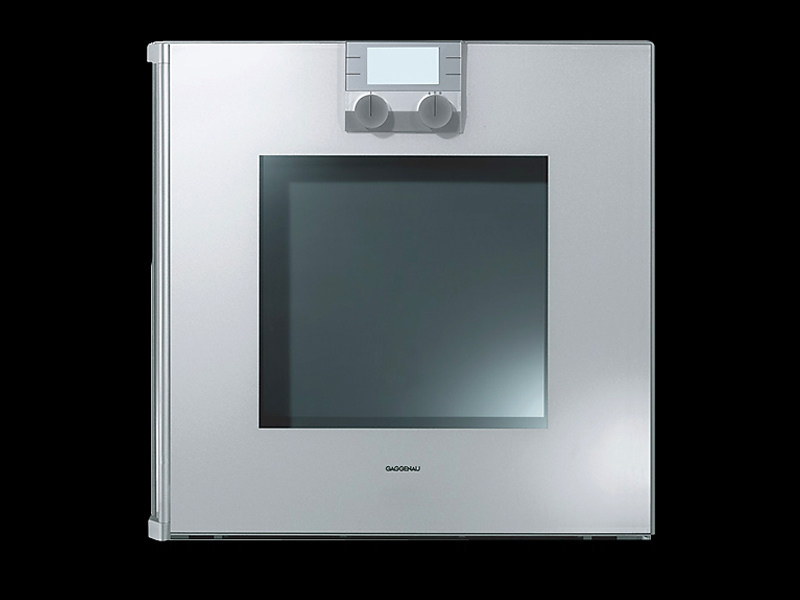 multifunction electronic control oven bo 210 211 200 series by gaggenau. Black Bedroom Furniture Sets. Home Design Ideas