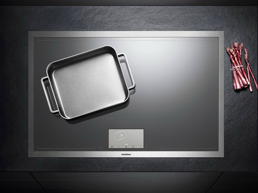 Induction glass ceramic hob CX 480 | Induction hob - Gaggenau