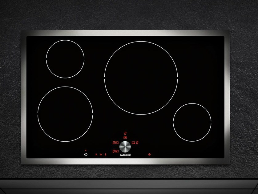 induction hob ci 481 ci collection by gaggenau. Black Bedroom Furniture Sets. Home Design Ideas