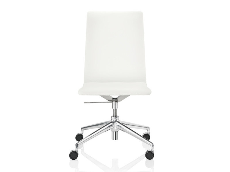 Task chair with 4-Spoke base with casters FINASOFT | Task chair with casters - Brunner