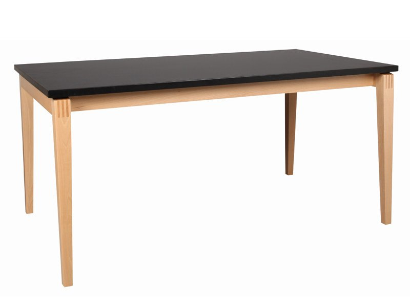 Rectangular wooden table STOCKHOLM | Table - TON